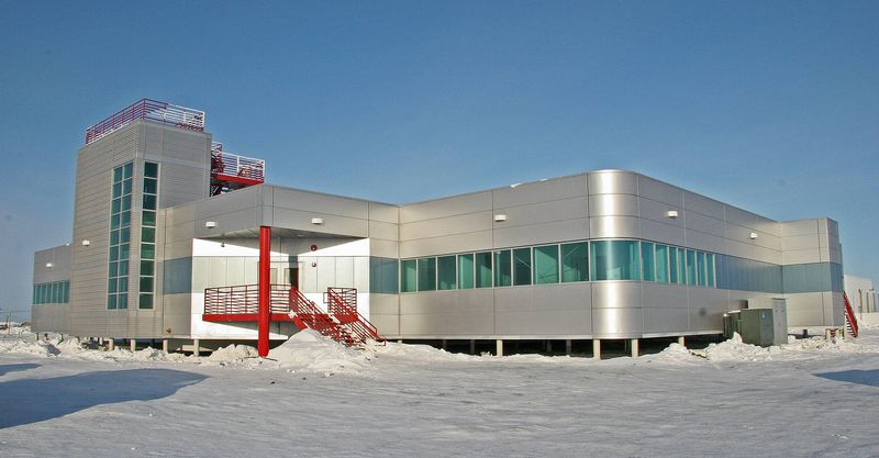 Barrow Global Climate Change Research Facility